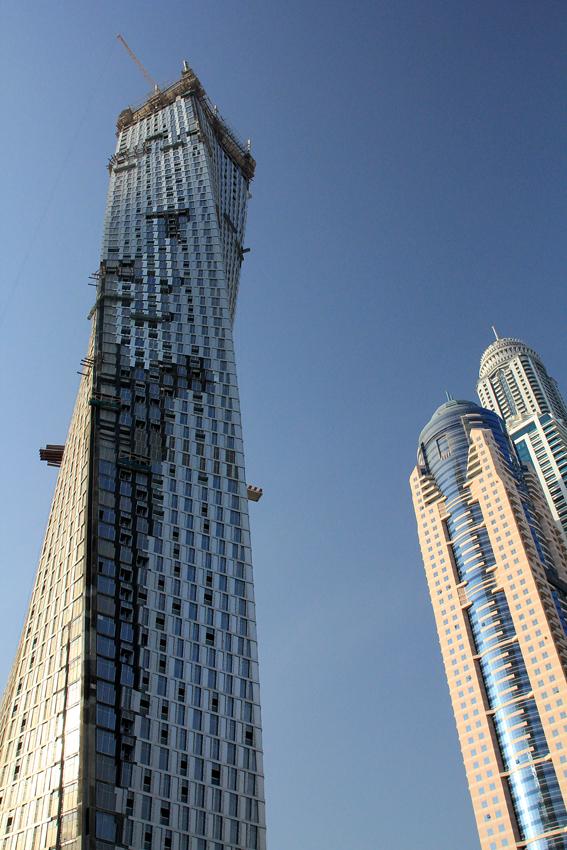 Photography: Dubai UAE - Architecture and the Marina (4/6)