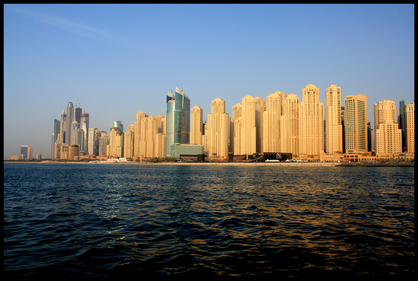 Photography: Dubai UAE - Architecture and the Marina (5/6)