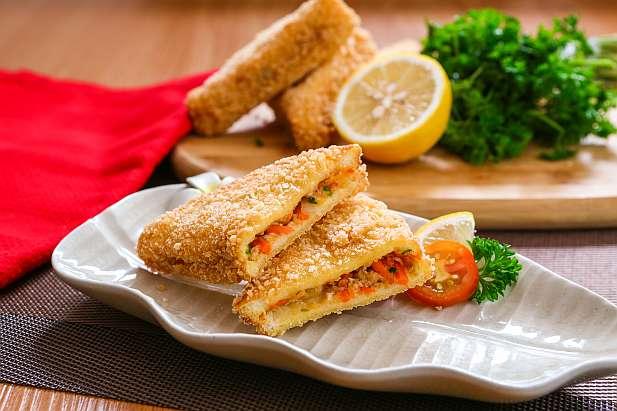 Roti Ragout Telur