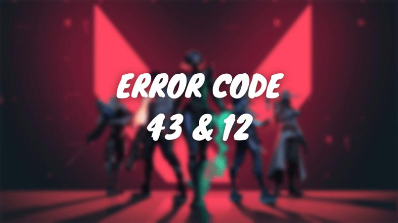 Cara Memperbaiki Error Code 43 dan 12