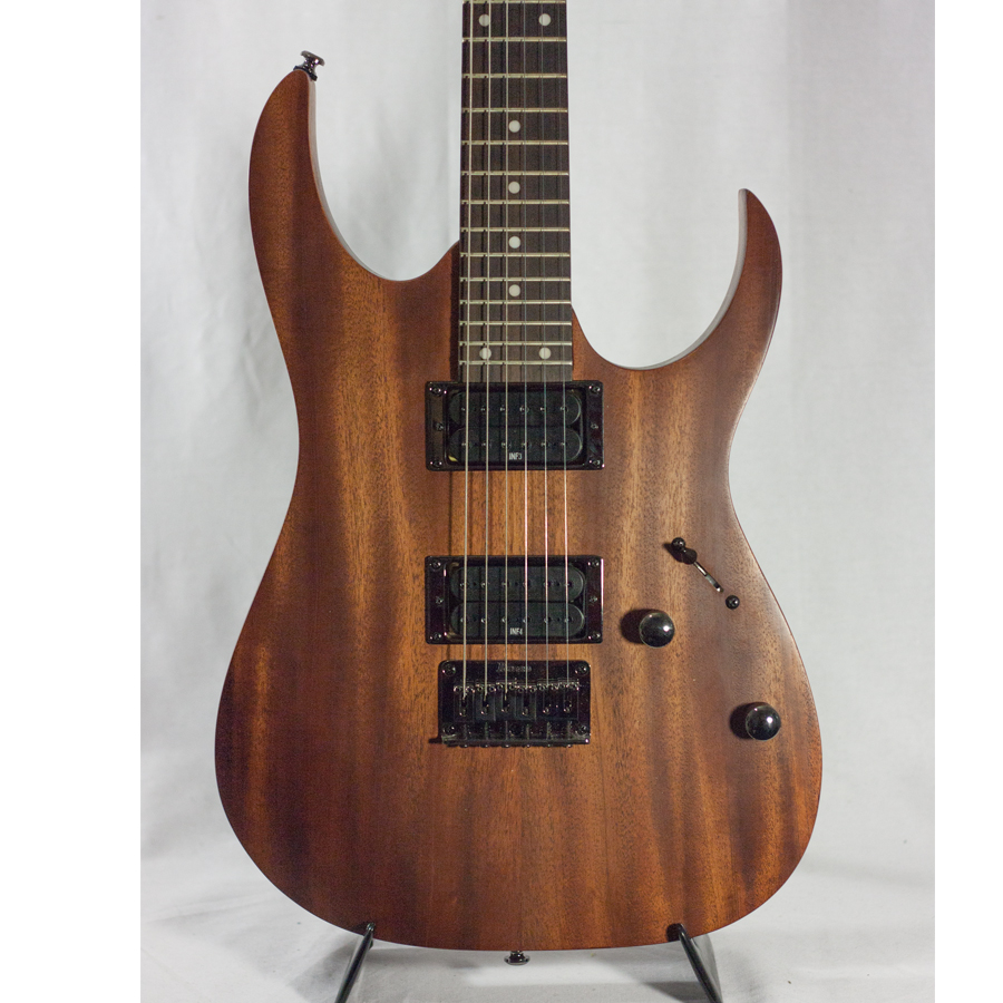 Ibanez Rg421 Mahogany Oil 6 String Electric Guitar