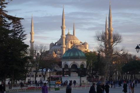 Sultanahmet Camii, The Blue Mosque