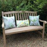 Outdoor Sedum Pillows