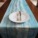 Ocean Waves Table Runner