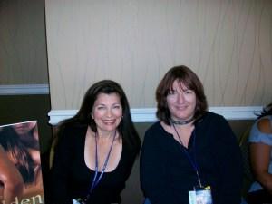Cat Johnson AAD 2010 Signing