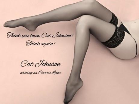 Cat Johnson writing as Carrie Lane