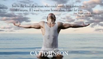 January Hot SEAL Calendar Desktop Wallpaper · 🌸 Cat Johnson
