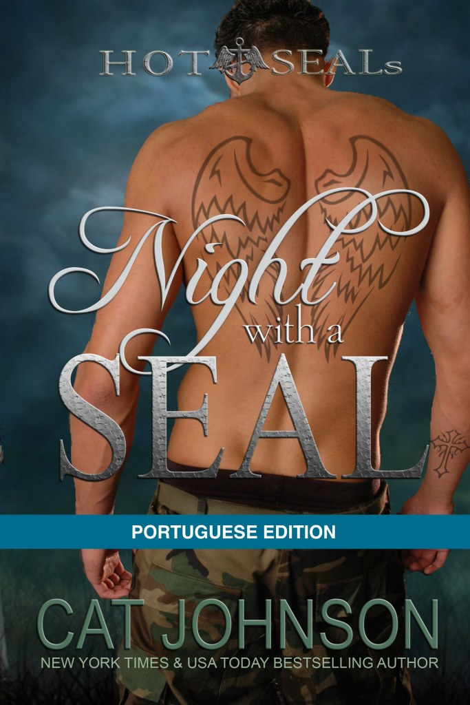 Book Cover: Night with a SEAL: Portuguese #1