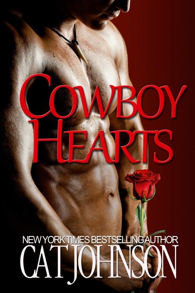 Book Cover: Cowboy Hearts