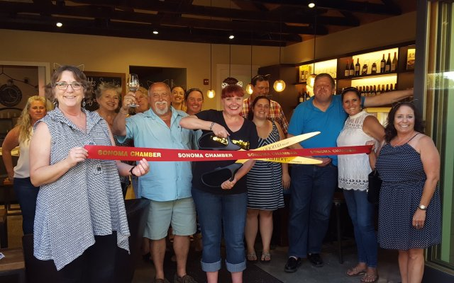 Cat Smith's Ribbon Cutting for Get Social with Cat