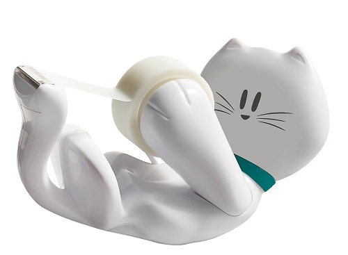 Scotch Magic Tape Dispenser Kitty