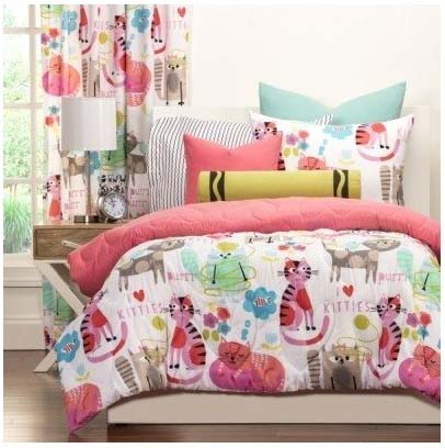 Queen Size Comforter On A Twin Bed