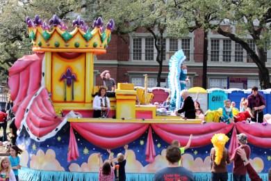 Mardi Gras - Choctaw