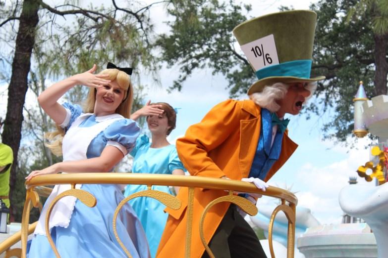 Cat Landrum - Disney Parade