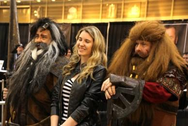 Wizard World Comic Con NOLA - Cat Landrum