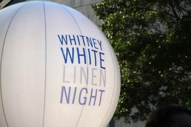 White Linen Night - Cat Landrum
