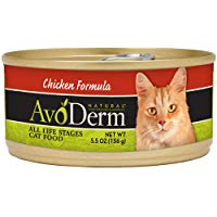 AvoDerm Natural Chicken Wet Canned Cat Food