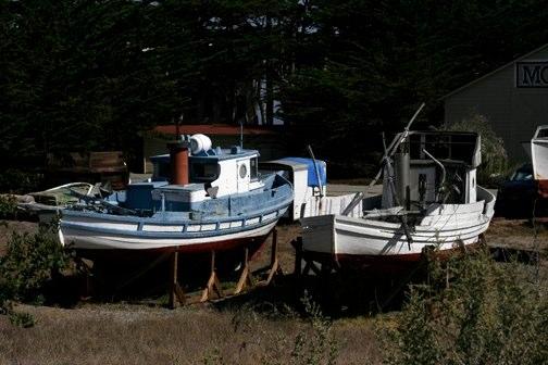 Dry Dock-Pacific Grove, CA