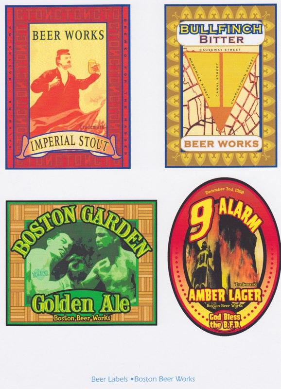 Beer Labels - Micro Brewery
