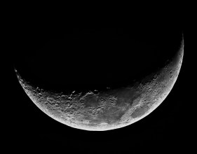 Moon at Spencer's Observatory