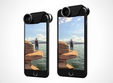 OlloClip 4-in-1 iPhone 6 Lens