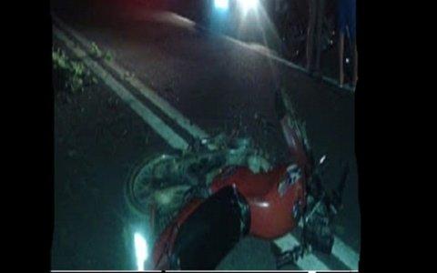 grave acidente na noite desta sexta feira na br 405 deixa uma vitima fatal e outra ferida no sertao