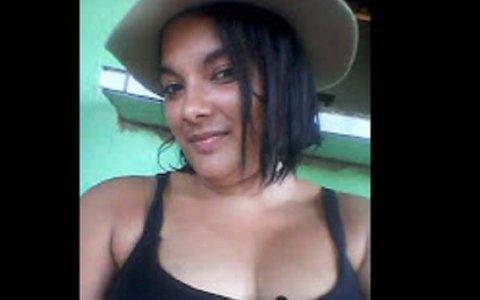 jovem de 25 anos e assassinada a facadas em frutuoso gomes