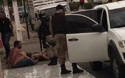 medico e mais tres sao presos suspeitos de matar idosa proximo a patu rn