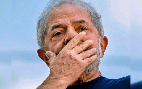 ex presidente luiz inacio da silva foi condenado a 12 anos e 11 meses por corrupcao e lavagem de dinheiro