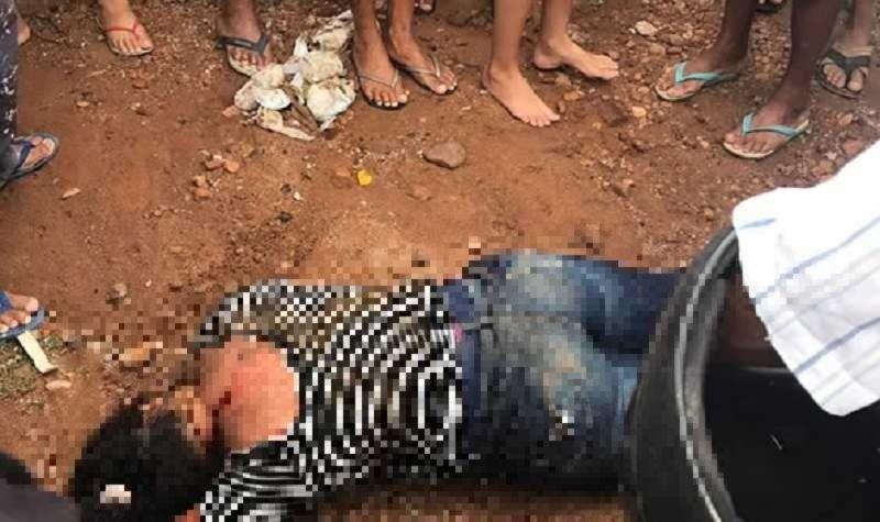 mulher e vitima de tentativa de homicidio em plena via publica no sertao da pb
