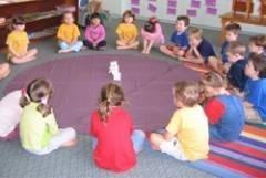 """Ataque espiritual: en las escuelas de Quebec a los niños se les enseña las prácticas de """"La Nueva Era""""."""