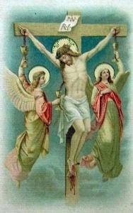 1 de Julio, hoy celebramos La Preciosísima Sangre de Nuestro Señor Jesucristo.