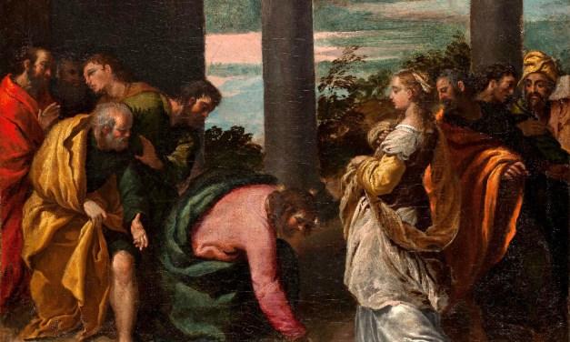 La historia no puede ver a Cristo