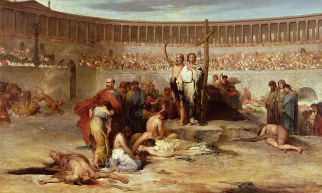 IMPACTO CRISTIANISMO (Primeros Siglos)