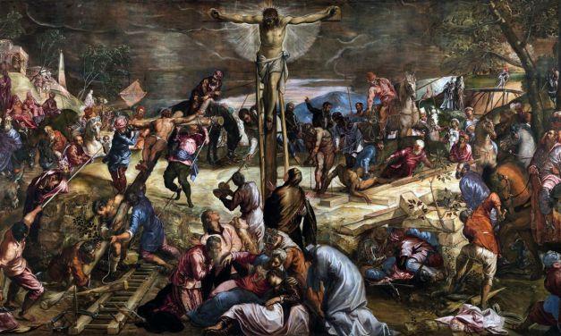 Sin la cruz, Jesús no es nadie
