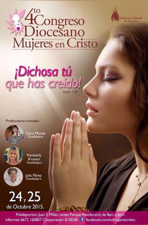cuarto congreso mujeres cristo diocesano