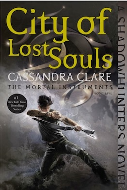 City of Lost Souls 2015 Cover