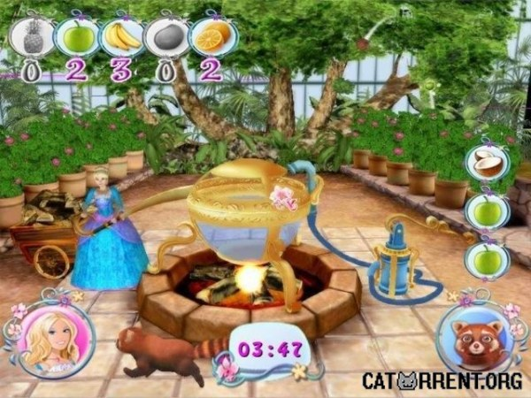Барби в роли Принцессы Острова скачать торрент