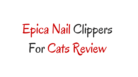 epica nail clippers for cats