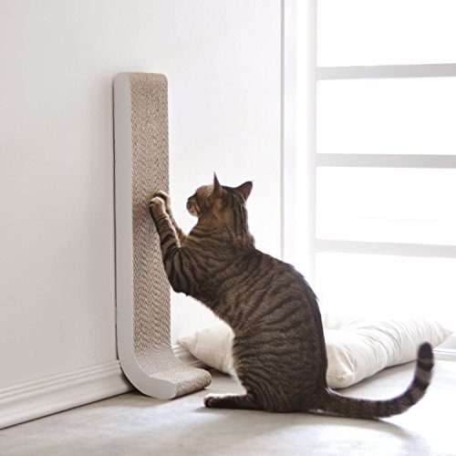 Best scratch post for cats and how to use them cat overdose - Wall mounted cat scratcher ...