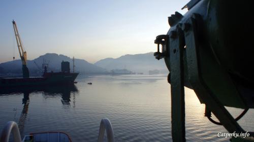 Beginilah suasana paginya Pelabuhan Lembar yang berlokasi di ujung barat pulau lombok. Pelabuhan ini berada di wilayah Lombok Barat