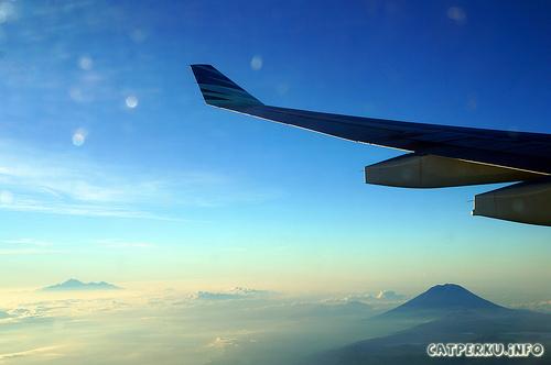 Best Happy Ending perjalanan dari jepang, bonus dari pilot pesawat Garuda Indonesia GA 887