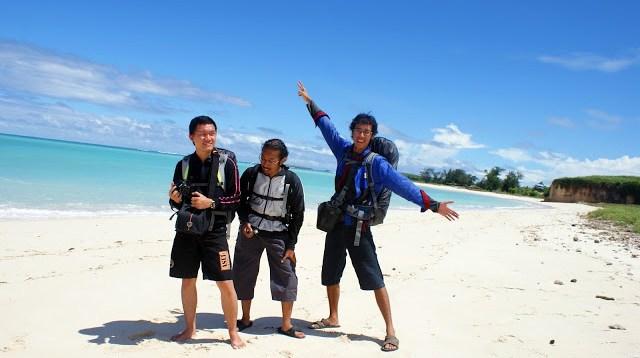 Pantai Cemara Lombok timur ni, salah satu pantai di Lombok yang keren!
