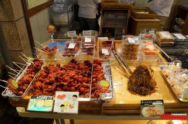 Harganya 300 Yen sebiji ya ^^
