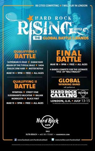 Hard Rock Rising Star 2012
