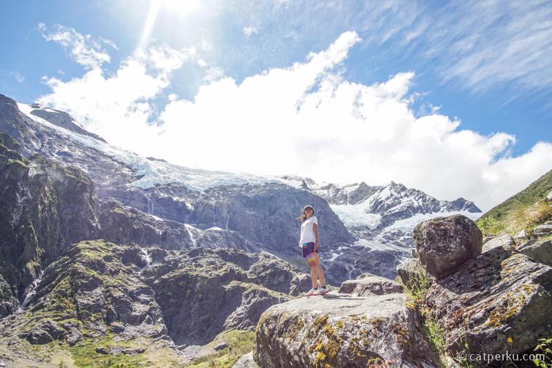 Rob Roy Glacier, glacier terkeren yang saya temui di New Zealand