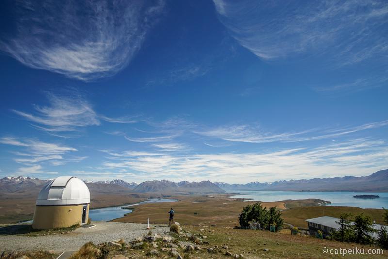 Mount John Observatory, harusnya datang kesini ketika malam hari deh!