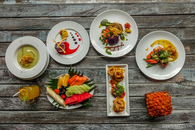 Ada banyak menu di De Basilico Kitchen And Bar yang perlu dicoba