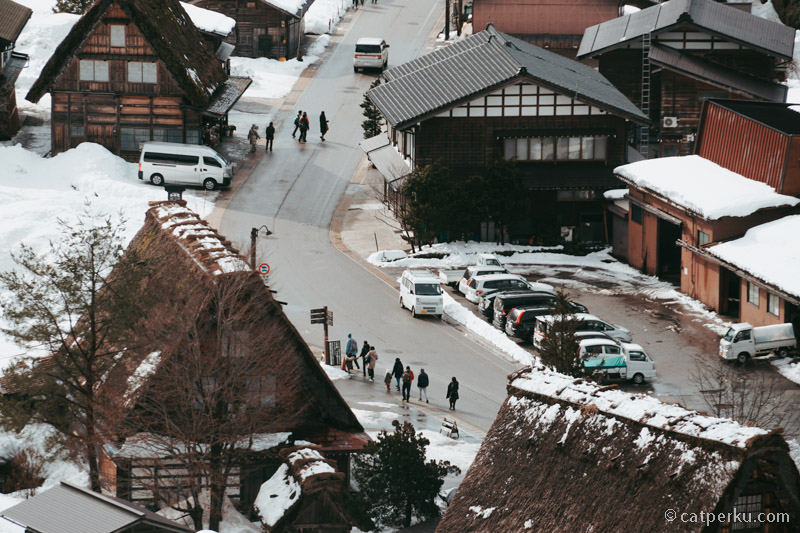 Ayo berkunjung ke Shirakawa-go!