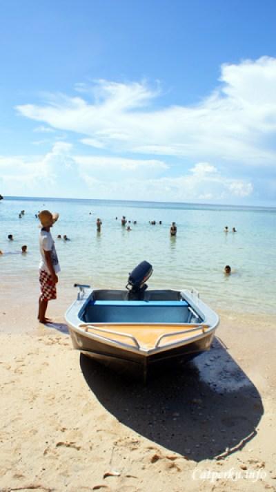 Pantai Di Bali Selatan, pernah disambangi si Julia Robert, siapa sih dia? :D